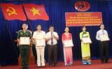 Tân Hưng: 11 tập thể, 33 cá nhân được tuyên dương thực hiện Chỉ thị 03 của Bộ Chính trị