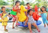 Năm 2015 Long An có 100% xã, phường, thị trấn đạt chuẩn phù hợp  với trẻ em