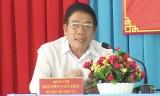 Bí thư Huyện ủy Đức Huệ đối thoại trực tiếp người dân về xây dựng nông thôn mới