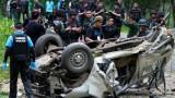 Thái Lan: Tấn công bằng bom khiến ba cảnh sát thiệt mạng