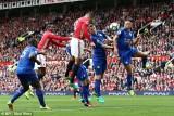 Cận cảnh Manchester United chiến thắng vùi dập Leicester City