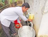 Đưa nước hợp vệ sinh về với người dân