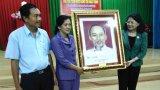 Phó Chủ tịch nước - Đặng Thị Ngọc Thịnh làm việc với huyện Châu Thành