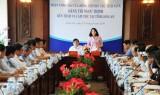 Phó Chủ tịch nước làm việc tại Long An về công tác thi đua, khen thưởng
