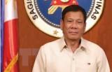 Tổng thống Philippines Duterte bắt đầu thăm chính thức Việt Nam