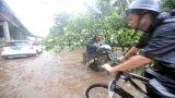 Bão Megi hoành hành tại Trung Quốc khiến 5 người thiệt mạng