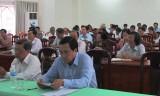 Đảng ủy khối Các cơ quan tỉnh tiếp tục xây dựng chi bộ điểm