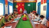 Giám sát việc thực hiện Nghị quyết HĐND tỉnh tại Công an tỉnh và Sở Y tế
