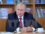 Hơn 80% người Nga hài lòng với công việc của tổng thống Putin