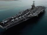 Hai tàu Hải quân Mỹ thực hiện chuyến thăm cảng ở Hong Kong