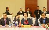 Chủ tịch Quốc hội Nguyễn Thị Kim Ngân dự phiên họp Ban Chấp hành AIPA