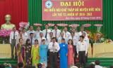 Hội Chữ thập đỏ Đức Hòa chăm lo Tết cho các đối tượng hơn 7,8 tỉ đồng