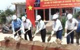 Châu Thành khởi công xây cầu nông thôn