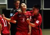 Futsal Việt Nam nhận giải Fair Play tại FIFA Futsal World Cup