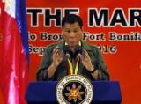 Ông Duterte bóng gió khả năng rút khỏi hiệp ước quốc phòng với Mỹ