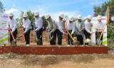 Mỹ Thạnh Đông khởi công xây dựng 5 cầu giao thông nông thôn