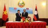 Chính phủ Việt Nam-Lào tăng cường hợp tác phát triển các dự án điện