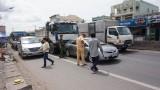 Xử phạt gần 57 tỉ đồng các trường hợp vi phạm an toàn giao thông