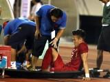 Giao hữu tuyển Indonesia - tuyển VN: Tuyển VN vắng trung vệ Quế Ngọc Hải