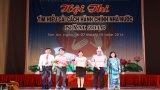 Bảo hiểm xã hội tỉnh đạt giải nhất Hội thi cải cách hành chính