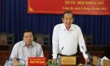 Phó Thủ tướng Trương Hòa Bình: Phát triển kinh tế gắn với bảo vệ môi trường