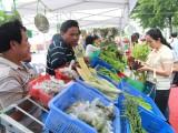 Ký kết cung ứng nông sản an toàn với 15 doanh nghiệp đầu tiên