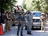 Đánh bom nhằm vào quân đội và lực lượng nước ngoài ở Afghanistan