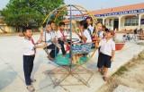 Tân Hưng: Khó khăn trong xây dựng xã, phường, thị trấn phù hợp với trẻ em