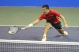Hoàng Nam đánh bại Maxime Tabatruong ở Giải Vietnam Open 2016
