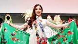Phương Linh nhận danh hiệu Đại sứ du lịch tại Nhật
