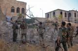 Syria: Không kích dữ dội ở Aleppo khiến 25 người thiệt mạng