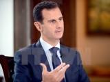 Tổng thống Syria al-Assad cảnh báo nguy cơ xung đột toàn cầu