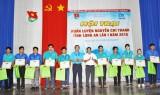 Huyện đoàn Mộc Hóa đoạt giải nhất toàn đoàn Hội trại Nguyễn Chí Thanh