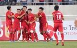 U19 Việt Nam đánh bại Triều Tiên ở giải U19 châu Á