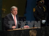 Tổng Thư ký mới của LHQ muốn phân bổ người tị nạn trên toàn thế giới