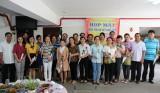 Báo Long An họp mặt nhân kỷ niệm Ngày Phụ nữ Việt Nam 20/10