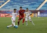 Chơi thiếu người, U19 Việt Nam vẫn cầm hòa U19 UAE