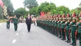 Chủ tịch nước dự lễ kỷ niệm 70 năm truyền thống LLVT Quân khu 2