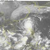 Bão Haima gây gió giật cấp 16, Tây Nguyên và Nam Bộ phòng dông lốc