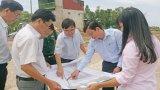 Phó Bí thư Thường trực Tỉnh ủy – Đỗ Hữu Lâm làm việc tại thị xã Kiến Tường