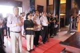 Giao lưu, trao đổi kinh nghiệm giữa Hội đồng thi đua khen thưởng tỉnh Long An-Đồng Nai-Đồng Tháp