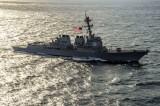 Hàn Quốc, Mỹ và Nhật Bản tiến hành tập trận hải quân chung