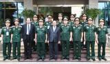 Thủ tướng: Tăng cường xây dựng Quân đội vững mạnh về chính trị