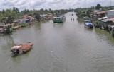 Từ ngày 23/10: Hạn chế phương tiện thủy nội địa lưu thông trên tuyến kênh Thủ Thừa