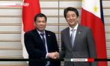 """Philippines """"đứng về phía Nhật Bản"""" trong vấn đề Biển Đông"""