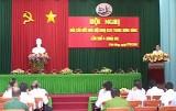 Vĩnh Hưng thông báo kết quả Hội nghị lần thứ 4, Ban Chấp hành Trung ương Đảng khóa XII