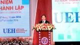 Chủ tịch nước dự kỷ niệm 40 năm Đại học Kinh tế TPHCM