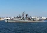 Nga điều tàu khu trục Smetlivy trang bị vũ khí hạng nặng tới Syria