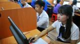 139 cán bộ công chức trẻ thi ứng dụng công nghệ thông tin