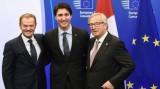 EU và Canada ký thỏa thuận CETA sau nhiều diễn biến kịch tính